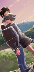 Your Name Background HD